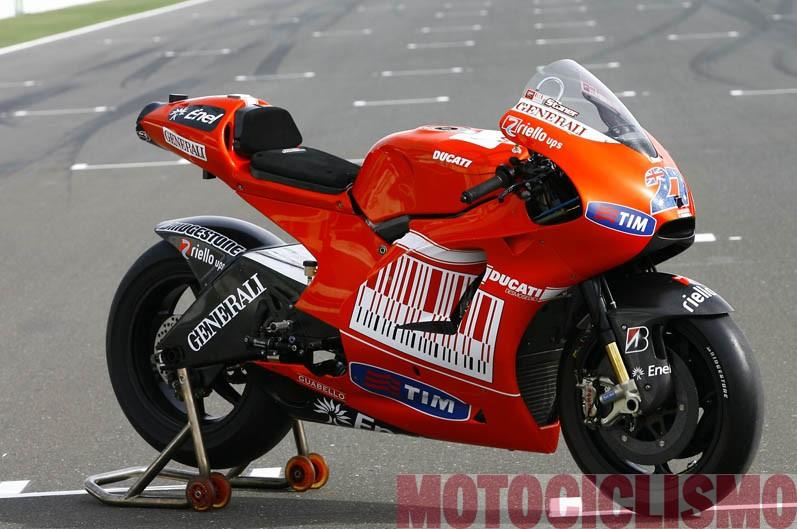 Ducati Desmosedici 2010
