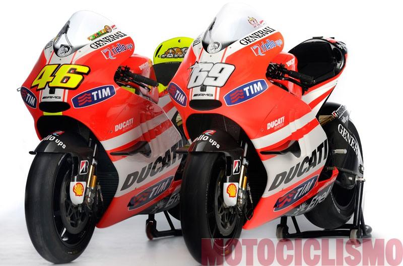 Ducati Desmosedici 2011