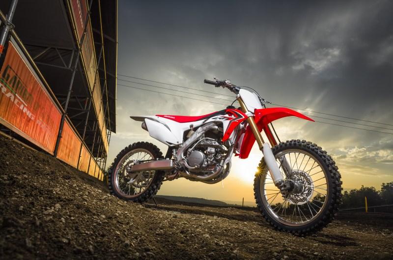 Honda CRF250R 2014
