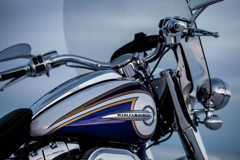 Harley-Davidson CVO 2014