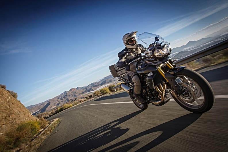 Triumph Extra Adventure