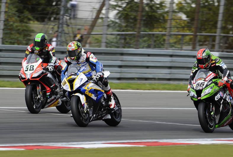 Mundial de SBK en Nurburgring. Galería de fotos