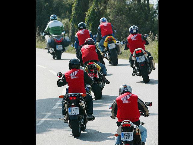 Llegan los Honda Day