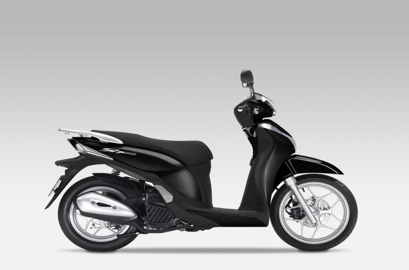 Nuevo Honda SH Mode 125. Galería de fotos