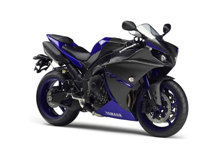 Yamaha Race Blu