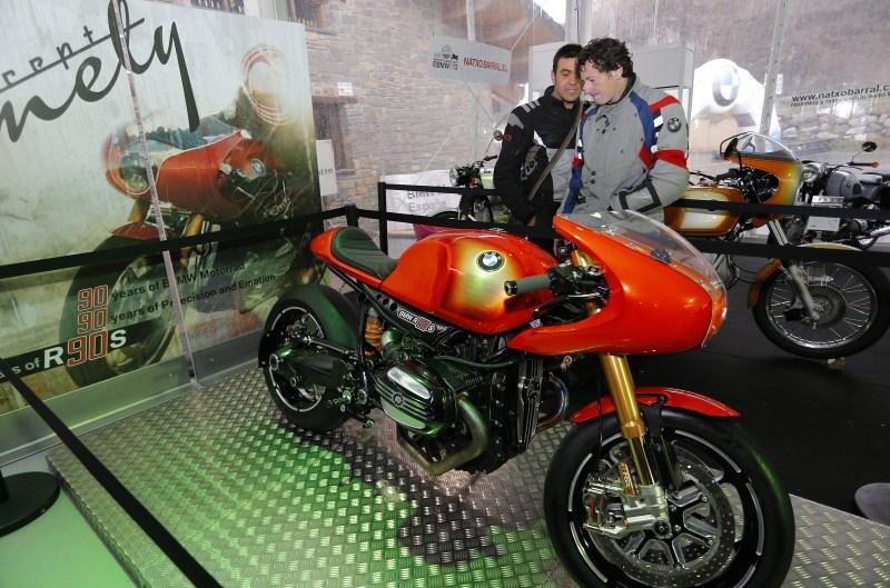 BMW Riders 2013. Galería de fotos