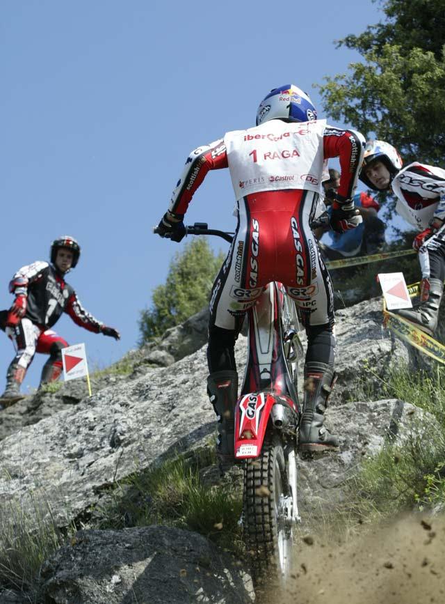 Campeonato de España de Trial 2007