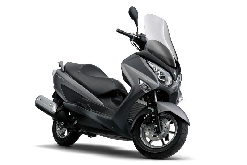 Novedades Suzuki V-Strom 1000 y Burgman 125/200
