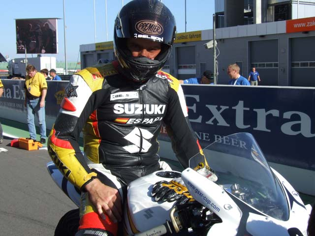 Suzuki European GSX-R Cup