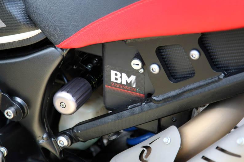 Prueba de la Yamaha XTI200Z Super Tenere Ausio