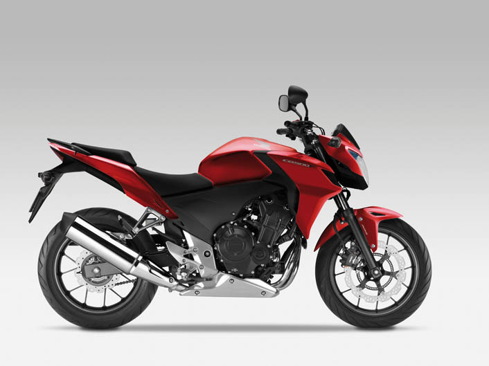 Comparativa Honda: CB500F y NC700S