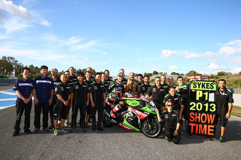 Mundial de SBK en Jerez. Galería de fotos
