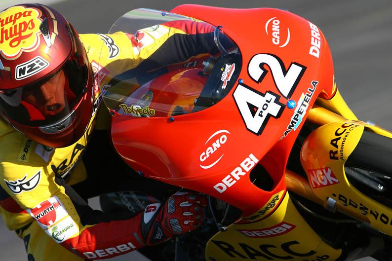 Pol Espargaró. 2006. 125cc
