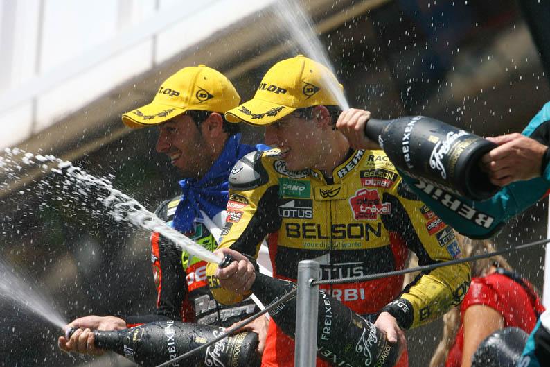 Pol Espargaró. 2008. 125cc