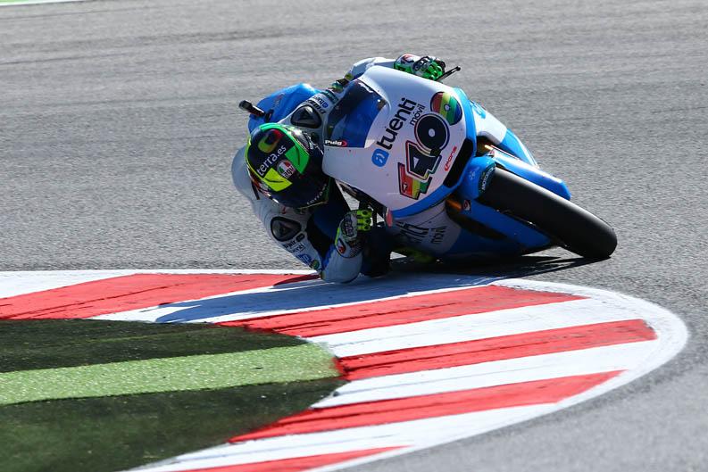 Pol Espargaró. 2013. Moto2