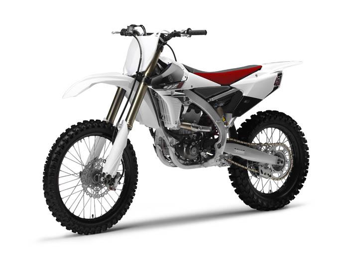 Yamaha YZF 450 2014. Galería de fotos