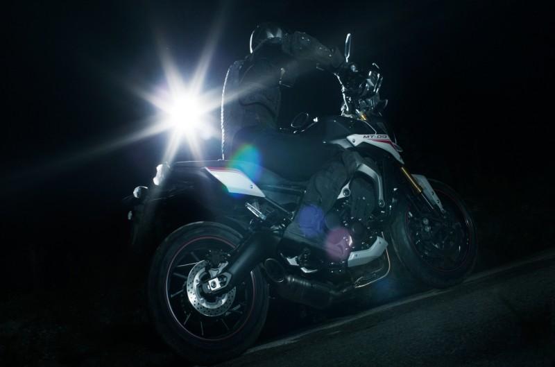Yamaha MT-09 Street Rally. Galería de fotos