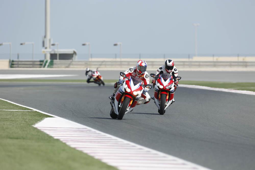 Honda CBR1000RR SP 2014. Galería de fotos