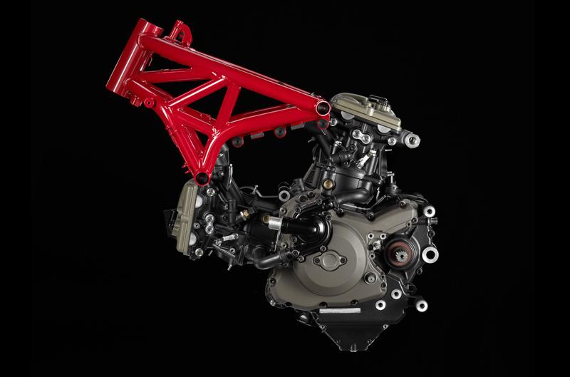 Ducati Monster 1200 y 1200 S. Galería de fotos