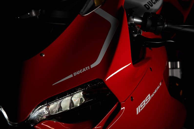 Ducati 1199 Panigale 2014. Galería de fotos