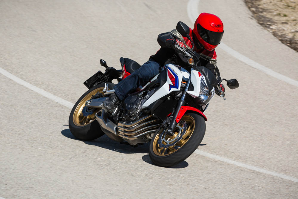 Honda CB650F/CBR650F. Galería de fotos