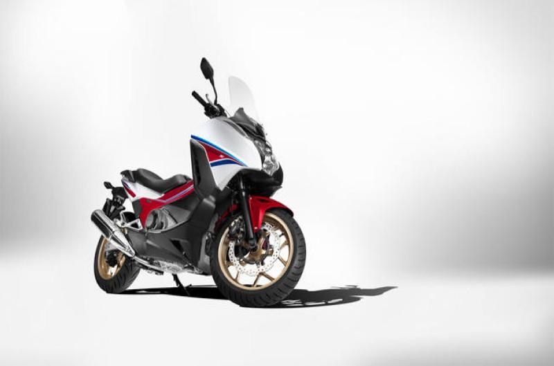 Honda NC750S, NC750X e Integra. Galería de Fotos