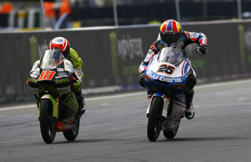 Maverick Viñales. 2011. 125cc