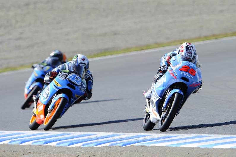 Maverick Viñales. 2013. Moto3