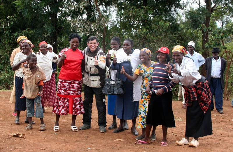 Viaje por Kenia