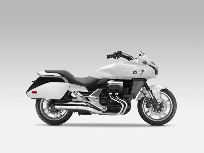 Honda CTX1300. Galería de fotos