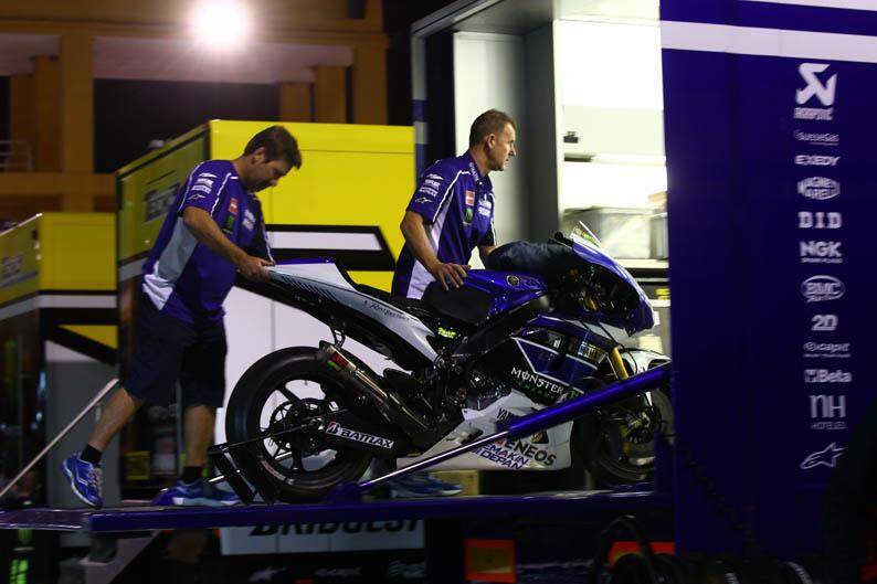 Tercer día de test MotoGP en Valencia. Galería de fotos