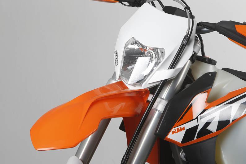KTM 250 EXCF