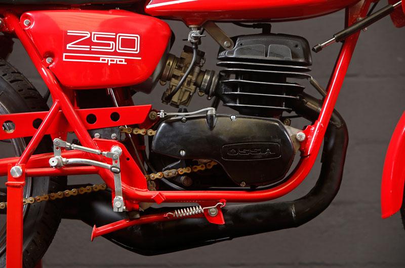 Ossa Copa 250 Formula 3