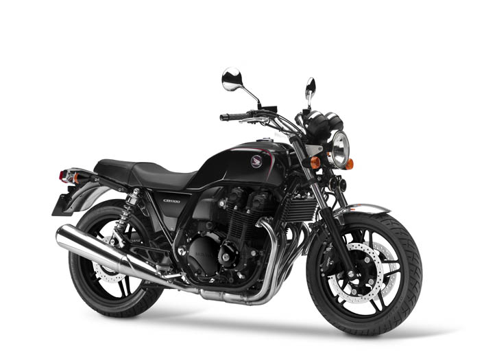 Novedades Honda 2014: Gold Wing F6C, CB1100 EX y CB1100. Galería de fotos