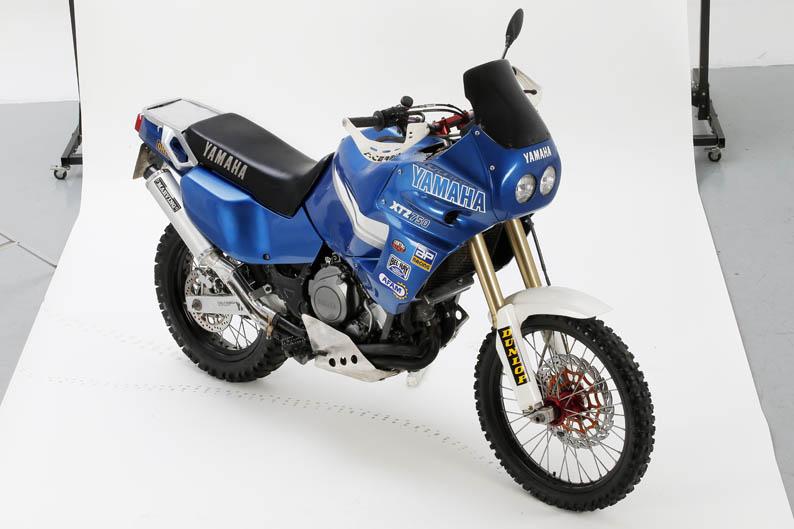 Yamaha XTZ 750 Super Ténéré 1993. Galería de fotos