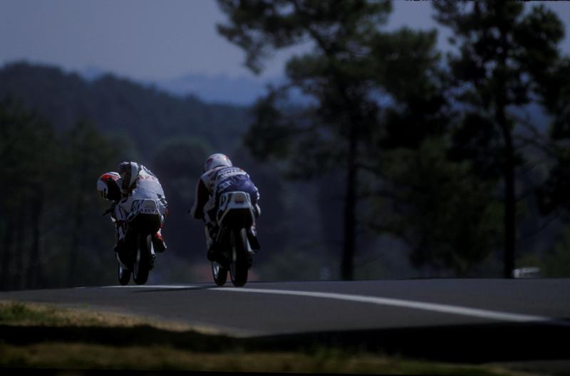 Carrera deportiva de Doriano Romboni