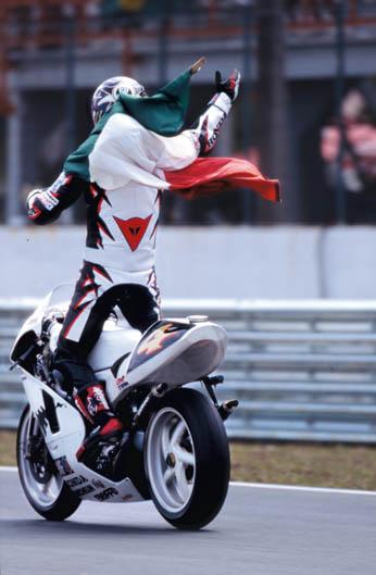 Carrera deportiva de Doriano Romboni. Galería de fotos