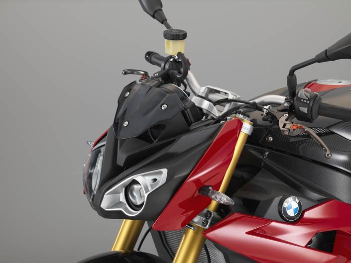BMW S 1000 R. Prueba. Galería de fotos