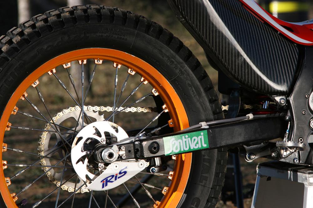 Carrera deportiva de Toni Bou. Fotos
