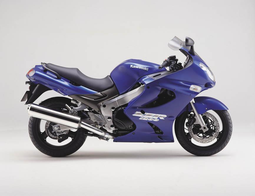 Kawasaki ZZR 1200. Segunda mano. Galería de fotos