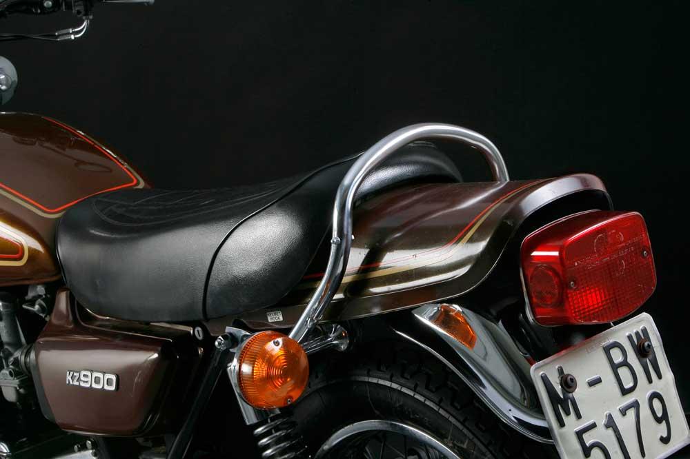 Kawasaki Z1. Galería de fotos.