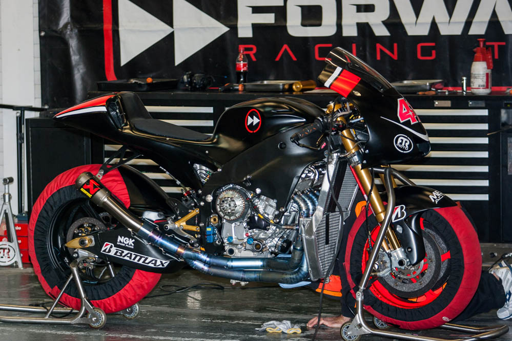 La nueva vida de MotoGP. Fotos