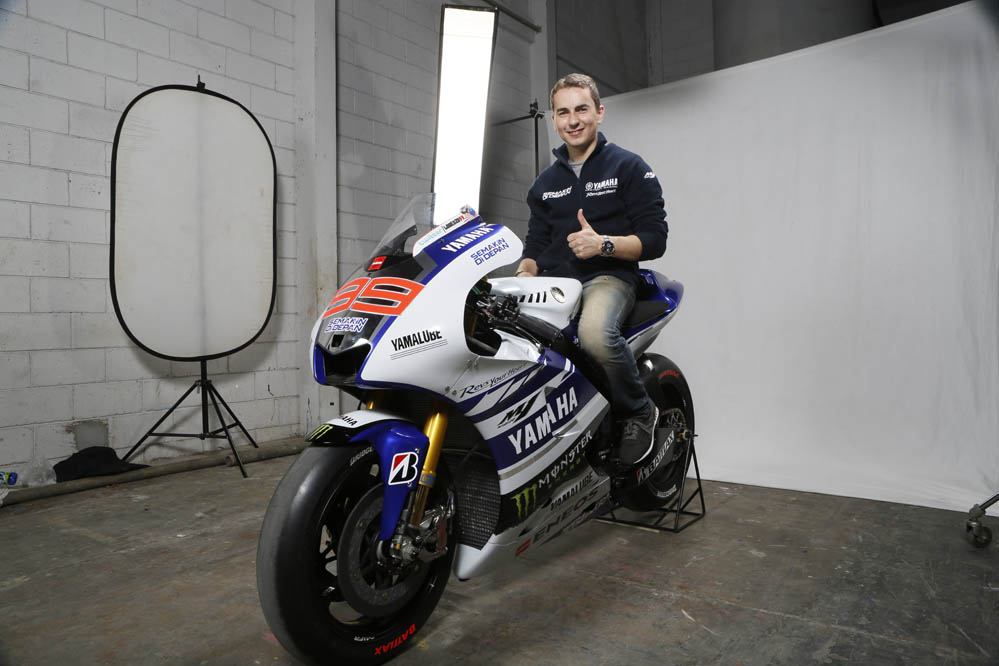 Presentación Yamaha MotoGP 2014. Galería de fotos