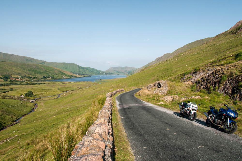 Irlanda y sus carreras. Galería de fotos