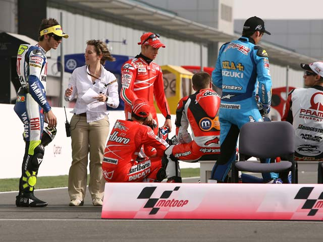Imagen de Galeria de GP Qatar. Entrenamientos MotoGP