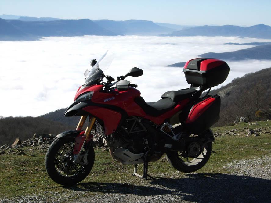 Objetivo 100.000: Ducati Multistrada