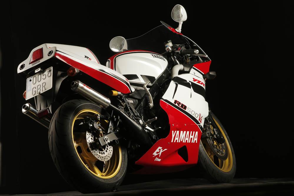 Yamaha RD500LC 1986. Fotos