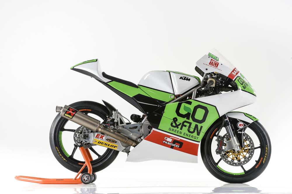 Presentación Go&Fun Honda Gresini Team. Galería