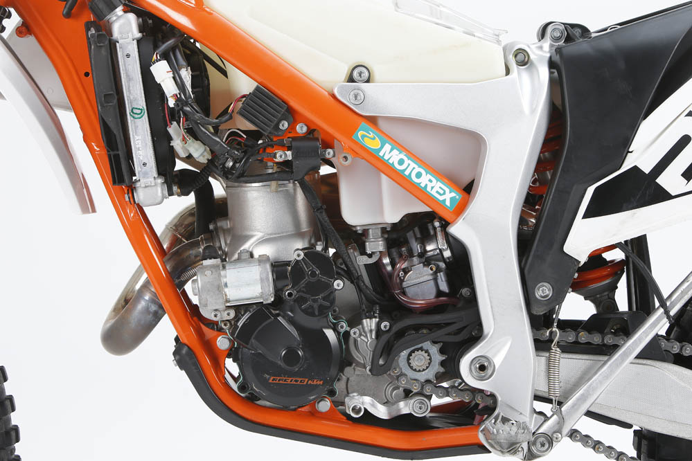KTM 250 Freeride. Fotos