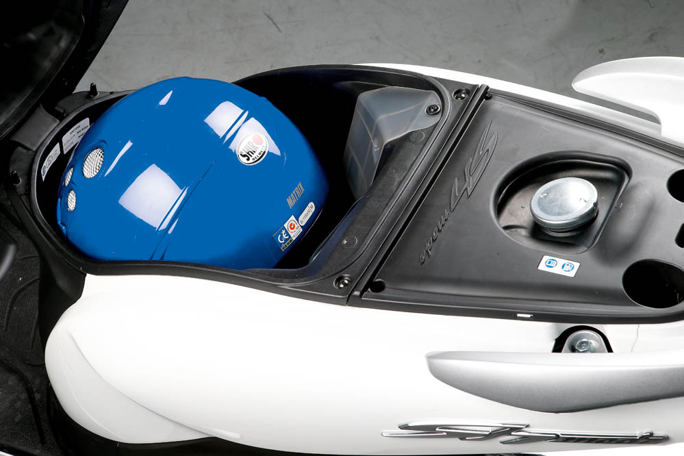 Prueba Honda SH 125 Mode. Fotos
